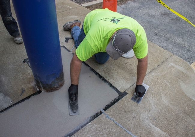 Concrete Repair Youngstown Ohio